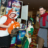 Pabu, Toph Beifong, and Mako
