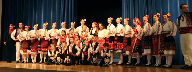 Otets Paissii Fall Concert - Nov 15, 2014