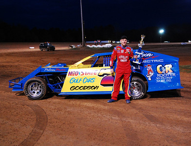 #7 JT Goodson IMCA Car Show Winner