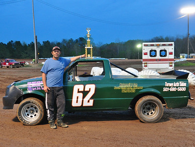 #62 Thomas Reams Mini-Stock Car Show Winner