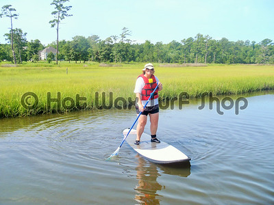06-29-14 Group SUP Lesson
