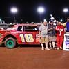 #18j Jeff Jeffers Super Stock Feature Winner