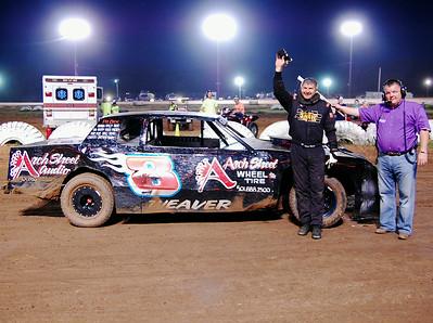 #8w Randy Weaver Super Stock Feature Winner