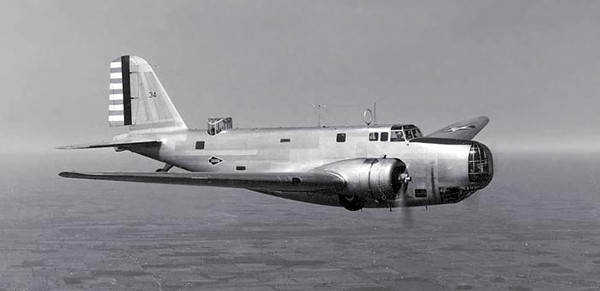 "THE AIRCRAFT<br /> <br /> The aircraft involved in this mishap was a Douglas B-18A ""Bolo"" (37-515)."