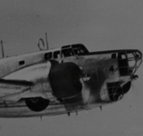 """The B18A encountered un-forecasted weather and strong southerly winds.<br /> <br /> Possibly """"Snow Static"""" caused interference with navigational equipment allowing the aircraft to drift off course and into terrain.<br /> <br /> Snow Static was a common problem in early aviation when a build-up of charged static electricity would interfere with 1st generation radio equipment rendering it unreliable."""