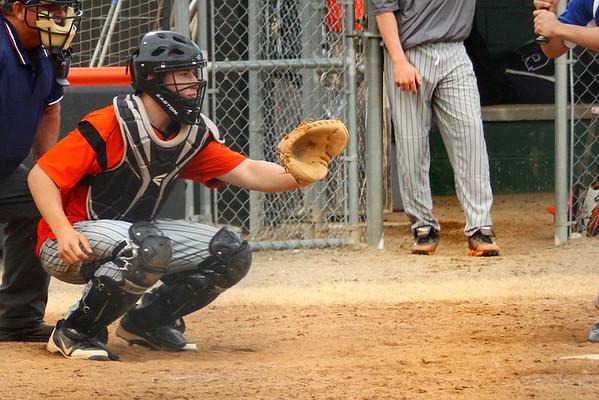 Varsity Baseball v ORMA