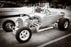 Wall Art 1923 Ford T Bucket Classic Car 3083.01
