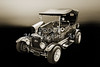 Wall Art 1924 Ford Model T Touring 5509.204