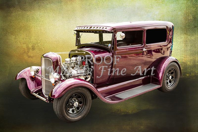 1929 Ford Model A Classic Car 5511.03