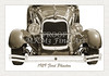 Frontend 1929 Ford Phaeton Classic Car 3501.01