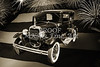 Classic Car 1930 Ford Model A Sedan 5538,16