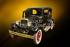 1930 Ford Model A Sedan Wall Art 5538,05
