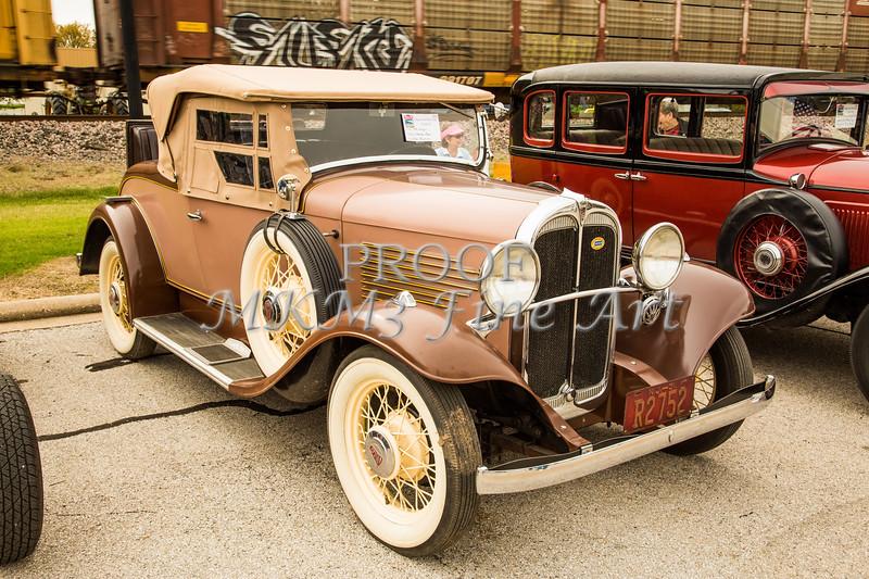 1931 Willys Convertible Car Antique Vintage Automobile Photographs Fine Art Prints 4076.02