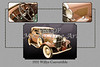 1931 Willys Convertible Car Antique Vintage Automobile Photographs Fine Art Prints 4052.02