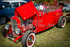 1932 Ford Roadster Street Rod Classic Car automobile Antique Vintage Automobile Photograph Fine Art Print Collectable in Red Color  3058.02