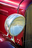 1932 Plymouth headlight or Head Light in color Purple 3046.02
