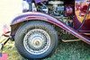 1932 Plymouth Front Fender in color Purple 3047.02