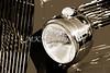 1933 Ford Vilky Automobile Headlight in Sepia 3027.01