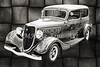 1934 Ford Sedan Antique Vintage Photograph Fine Art Print Collectables 205