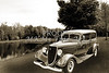 1934 Ford Sedan Antique Vintage Photograph Fine Art Print Collectables 209