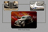 1935 Ford Sedan Vintage Antique Classic Car Art Prints 5031.02