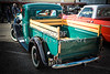 1937 Ford Pickup Truck Bed Classic Car  Photograph in Color 3312.02