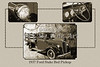 1937 Ford Stake Bed Pickup Antique Vintage Photograph Fine Art Prints Collectables 103