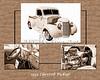 1939 Chevrolet Pickup Vintage Car Fine Art Prints Photograph Antique 3554.01