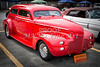 1940 Chevrolet Master Classic Car Side View Color  3112.02