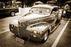 1940 Chevrolet Master Fine Art Classic Car Automobile Sepia  3110.01
