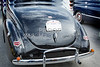 1940 Ford Classic car back side and trunk Photograph in color 3194.02