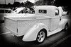 1941 Ford Pickup Truck Side View  Classic Automobile in Sepia 3081.01