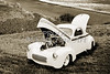 1941 Willys Coope Classic Car Photograph 1226.01