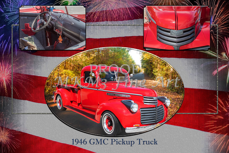 1946 GMC Pickup Truck 5514 .05