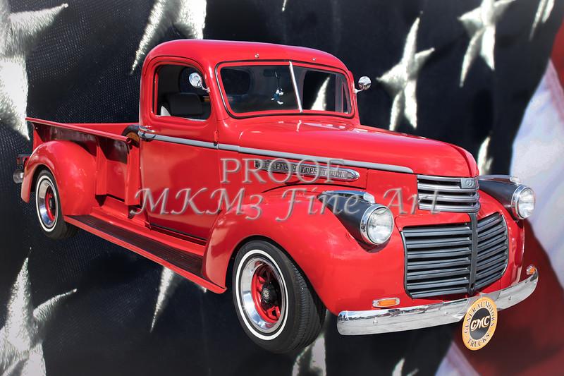 1946 GMC Pickup Truck 5514 .03
