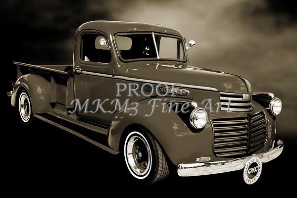 5514.04 1946 GMC Pickup Truck