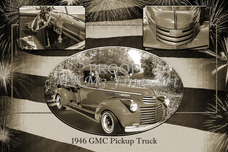 5514.05 1946 GMC Pickup Truck