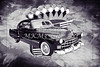 1948 Cadillac Sedan Classic Car Photograph 6707.01