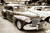 1948 Lincoln Continental Car or Automobile Complete in Sepia  3155.01