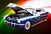 1961 Mercury Classic Car Painting 026.02