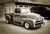 1954 Chevrolet Pickup Classic Car Photograph 6736.01