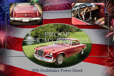1956 Studebaker Power Hawk 5543.01