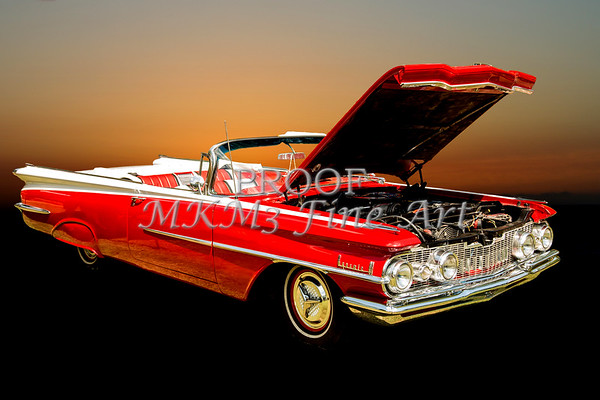 1959 Oldsmobile Convertible 5539.02