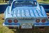 1972 Chevrolet Corvette Stingray Back Side Color 3032.02