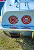 1972 Chevrolet Corvette Stingray Tail Lights Color 3033.02