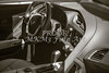 1974 Chevrolet Corvette Interior Sepia photograph 3471.01