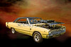 Dodge Dart Photographic Print 5533,11