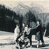Jan 1 - Sinaia, with Vali, Dodo, Nelu and Ghizi