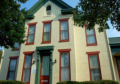 House 1: 229 W. Spring Street