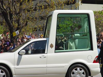 Papal Visit Wed 24